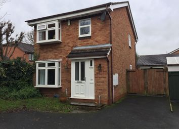 Thumbnail 3 bed detached house to rent in Sunbury Avenue, Lichfield