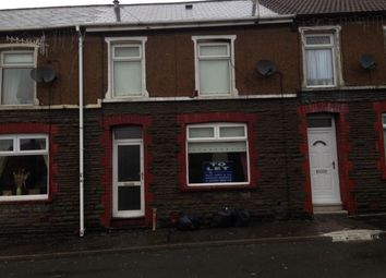 Thumbnail 3 bed terraced house for sale in Brynglas Terrace, Caerau