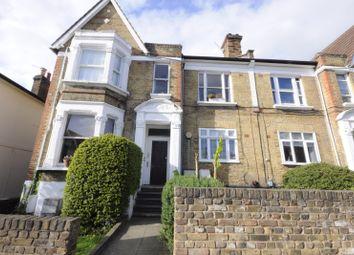 Thumbnail 1 bed flat to rent in Slaithwaite Road, London
