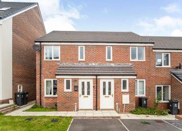 2 bed end terrace house for sale in Eastside Quarter, Llanedeyrn, Cardiff CF23