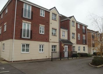 Thumbnail 2 bed flat to rent in Greenwood Gardens, Nottingham