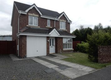 Thumbnail 4 bed detached house to rent in Berryhill Crescent, Wishaw