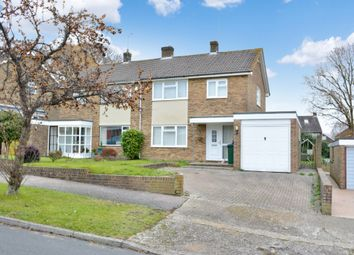 Thumbnail 3 bed semi-detached house for sale in Hylands Close, Furnace Green