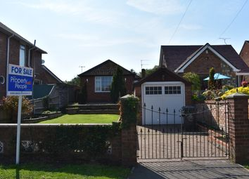 Thumbnail 2 bed detached bungalow for sale in Burgh Road, Gorleston, Great Yarmouth