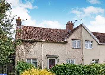 Thumbnail 3 bedroom end terrace house for sale in George Borrow Road, Norwich