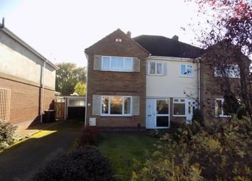 Thumbnail 3 bed semi-detached house for sale in Whitestone Road, Nuneaton, Warwickshire