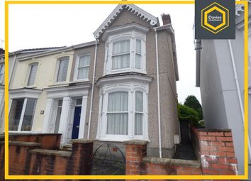 Thumbnail 3 bed end terrace house for sale in Glevering Street, Llanelli