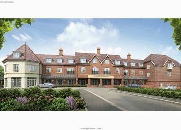 Thumbnail 2 bed flat for sale in Elmbridge Manor, Elmbridge Road, Elmbridge Village
