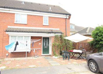 Thumbnail 2 bed property to rent in Howard Close, Luton