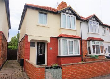 Thumbnail 3 bed semi-detached house for sale in Kitchener Avenue, Gloucester