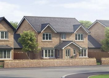 Thumbnail 4 bedroom detached house for sale in Hade Edge, Holmfirth, West Yorkshire