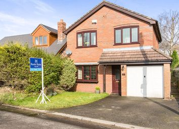 Thumbnail 3 bed detached house for sale in Westbourne Mews, Sandy Lane, Congleton