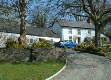 Thumbnail 4 bed detached house for sale in Llain, Penrhiwllan, Ceredigion
