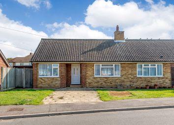 Thumbnail 2 bed semi-detached bungalow for sale in Bazalgette Close, New Malden