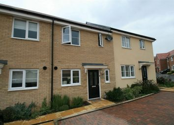 Thumbnail 2 bed terraced house for sale in Bamboo Crescent, Braintree, Essex