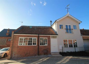 Thumbnail 2 bed town house to rent in Greene Mews, Westgate Street, Bury St. Edmunds