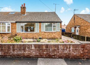 Thumbnail 2 bedroom detached bungalow for sale in Bemrose Grove, Bridlington