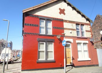 Thumbnail 2 bed terraced house to rent in Wykeham Street, Liverpool