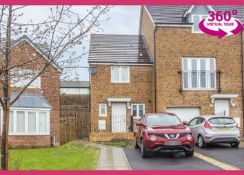 Thumbnail 2 bedroom end terrace house for sale in Elgar Avenue, Newport