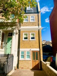 Thumbnail 3 bed maisonette to rent in Edith Grove, London
