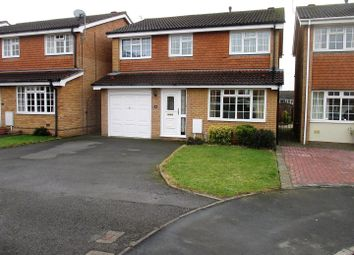 Thumbnail 4 bed detached house for sale in Tresta Close, Shrewsbury