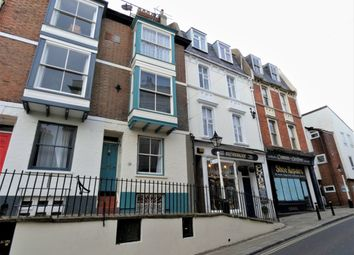 Thumbnail 1 bed flat to rent in High Street, Hastings Old Town