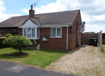 Thumbnail 2 bed semi-detached bungalow for sale in Elmwood Drive, Ingoldmells, Skegness