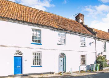Thumbnail 3 bed terraced house for sale in High Street, Cawston, Norwich