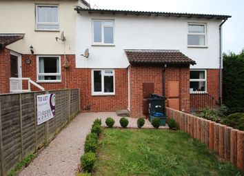 Thumbnail 2 bed end terrace house to rent in Luxton Road, Ogwell, Newton Abbot