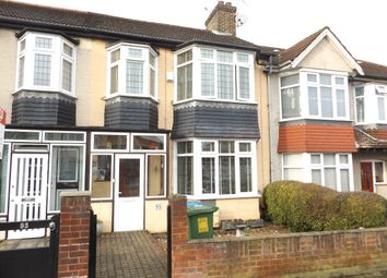 3 bed terraced house for sale in Woodhurst Road, London SE2