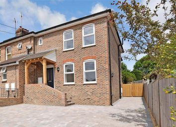 3 bed end terrace house for sale in Woodlands Road, Haywards Heath, West Sussex RH16