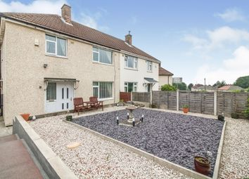 Thumbnail 3 bed semi-detached house for sale in Eastdean Grove, Seacroft, Leeds
