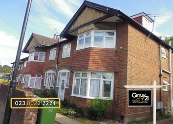 Thumbnail 1 bedroom flat to rent in Bitterne Road West, Southampton