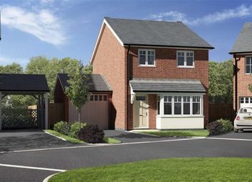 Thumbnail 3 bed detached house for sale in Plot 17, Meadowdale, Barley Meadows, Llanymynech, Shropshire