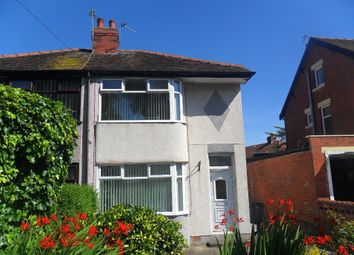 Thumbnail 2 bedroom semi-detached house to rent in Carson Road, Blackpool
