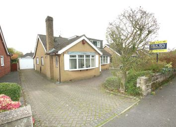 Thumbnail 5 bedroom detached bungalow for sale in Orme Road, Knypersley, Stoke-On-Trent