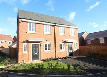 Thumbnail 2 bed semi-detached house for sale in Eaton Meadow, Congleton
