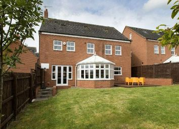 Thumbnail 5 bed detached house for sale in Sixpence Close, Coventry