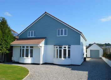 Thumbnail 4 bed detached house for sale in Hulham Road, Exmouth, Devon