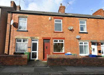 Thumbnail 2 bed terraced house to rent in Penmore Street, Hasland, Chesterfield