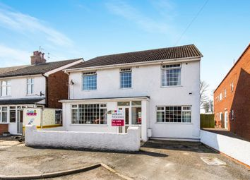 Thumbnail 4 bed detached house for sale in Rose Grove, Skegness