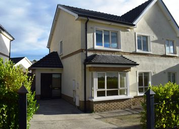 Thumbnail 3 bed semi-detached house for sale in 4 Kilmalum Avenue, Blessington, Wicklow