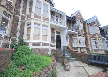 Thumbnail 10 bed terraced house to rent in Woodland Road, Bristol