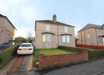 Thumbnail 2 bed semi-detached house for sale in Strowan Street, Sandyhills, Glasgow