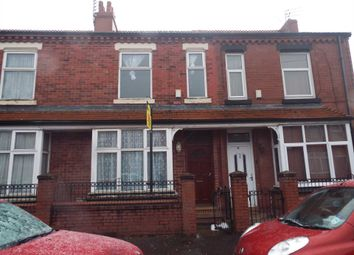 Thumbnail 3 bedroom terraced house for sale in Huxley Avenue, Manchester