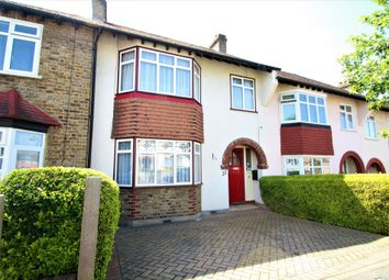 Thumbnail 3 bed terraced house for sale in South View Road, Loughton