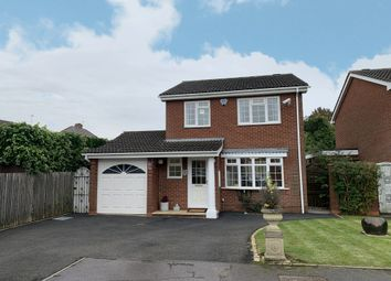 3 bed detached house for sale in Brailes Close, Solihull B92