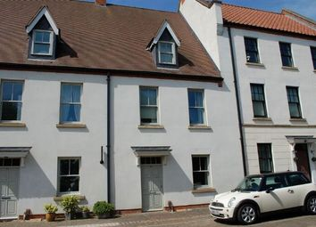 Thumbnail 4 bed town house for sale in Clickers Drive, Upton, Northampton