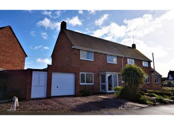 Thumbnail 3 bed semi-detached house for sale in May Tree Road, Lower Moor