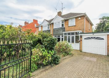 Thumbnail 3 bed semi-detached house for sale in Old Road, Brampton, Chesterfield